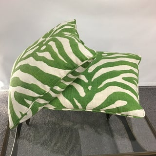 "Contemporary Thibaut Serengeti Printed Pillows - a Pair, 20""x20 Preview"