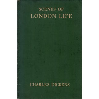 """1947 """"Scenes of London Life"""" Collectible Book For Sale"""