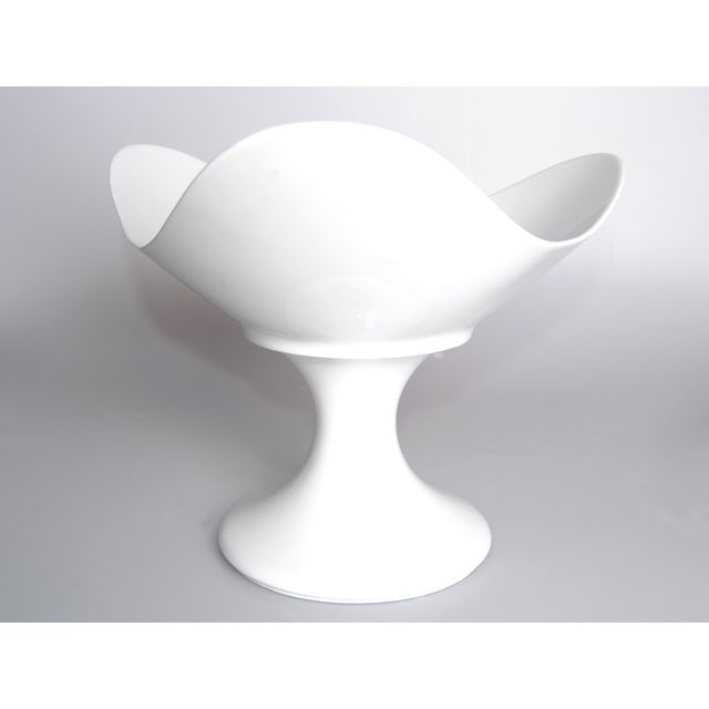 Rosenthal Studio Line White Porcelain Rosenthal Fruit Bowl For Sale - Image 4 of 9