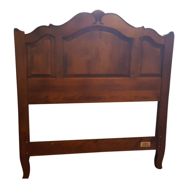 Ethan Allen French Country Twin Headboard - Image 1 of 3