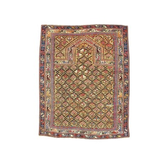Marasali Prayer Rug - 3′6″ × 4′6″ For Sale