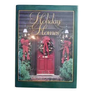 Southern Living Holiday Homes Vintage Display Book