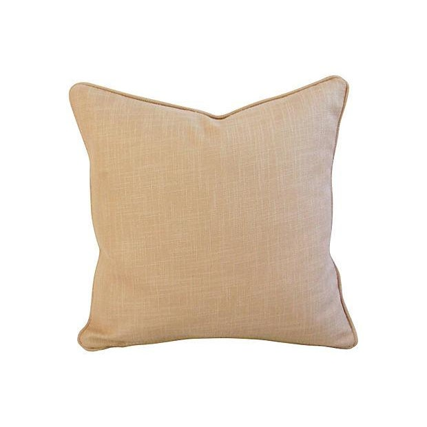 Custom French Pierre Frey Sintra Pillow - Image 3 of 4
