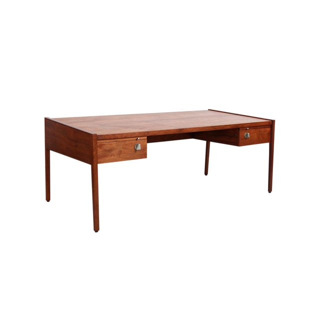 Rare Architect's Desk by Jens Risom For Sale - Image 13 of 13