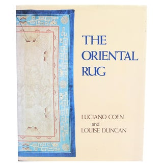 "1978 ""The Oriental Rug"" First Edition Book"