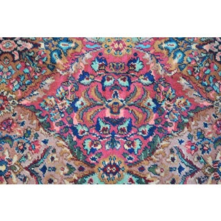 Karastan #717 Multi Panel Kirman Large Room Size Rug Preview