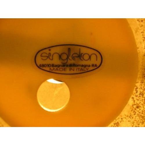 Singleton Singleton Lit Modernist Rock For Sale - Image 4 of 4