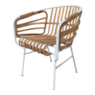 Raphia Chair by Lucidi Pevere for Casamania For Sale