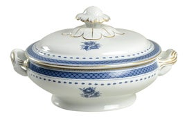 Image of Traditional Serving Dishes and Pieces