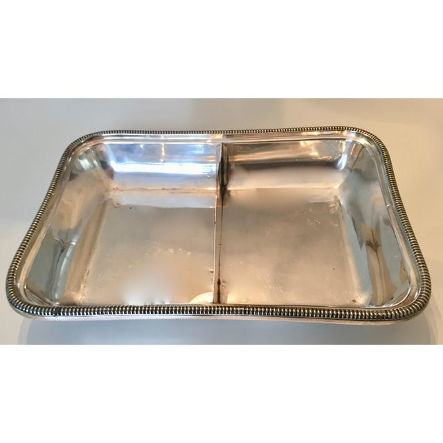 Antique Mappin & Webb English Silver Covered Vegetable Dish For Sale - Image 9 of 13