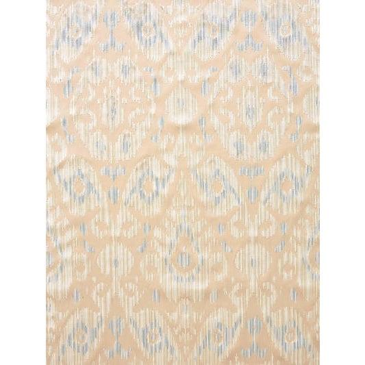 Traditional Scalamandre Tashkent Velvet, Cloud Fabric For Sale - Image 3 of 3