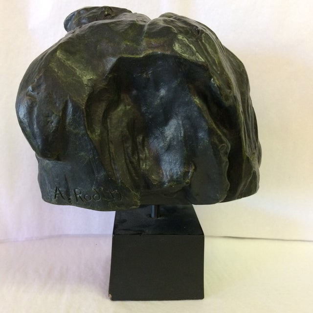 Bust Of De Balzac by A. Rodin For Sale - Image 5 of 11