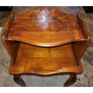 18th Century French Country Cherrywood Side Table Preview