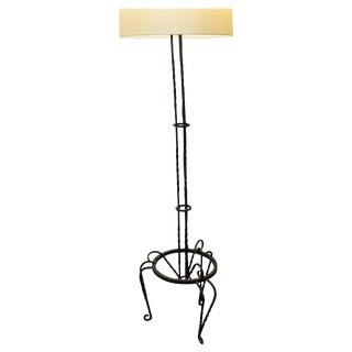 Art Deco Floor Lamp For Sale