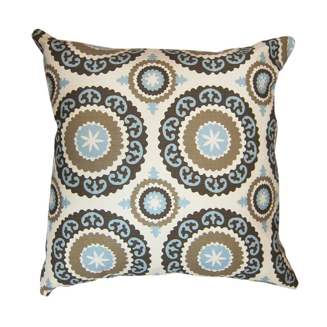 Down & Linen Throw Pillow - Image 1 of 2