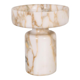 Angelo Mangiarotti Marble Vase for Knoll International C.1960 For Sale