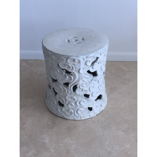 """Chinese """"Cloud"""" Garden Seat For Sale - Image 4 of 11"""