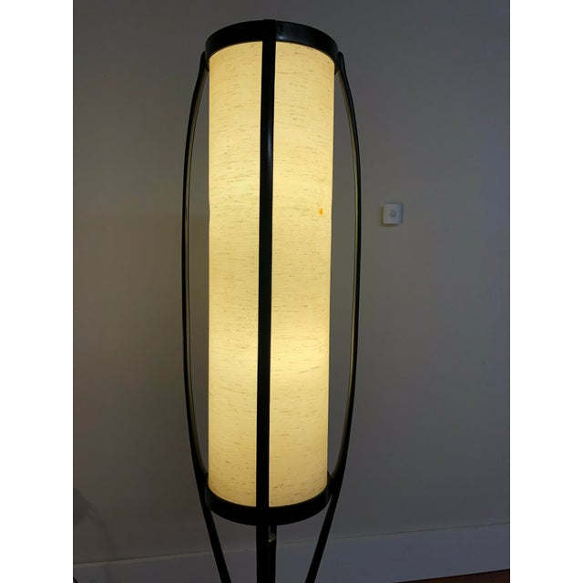 Modeline of California Sculptural Mid-Century Modern Floor Lamp For Sale - Image 12 of 13