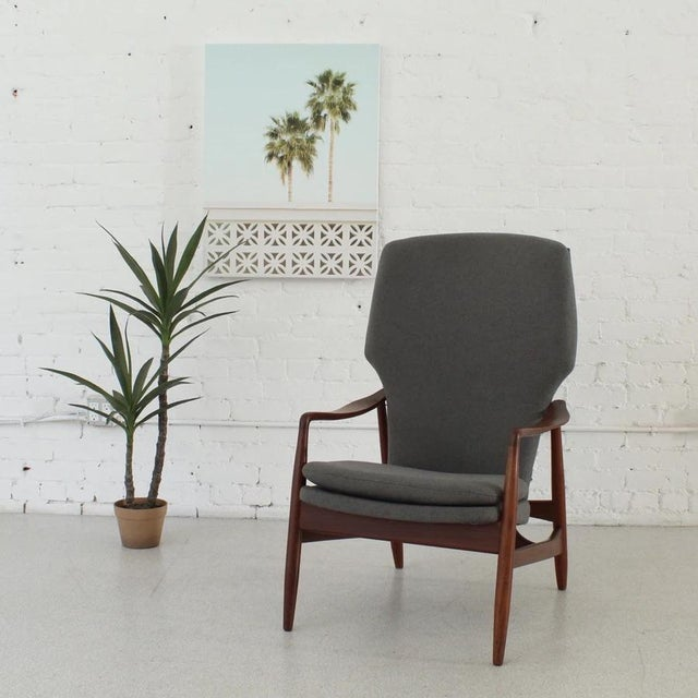 Finn Juhl designed furniture in ways that his colleagues in mid-century Denmark and the rest of Scandinavia couldn't. Juhl...