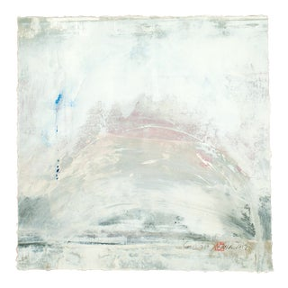 Abstract Expressionist Painting, Static 289 Falling Sky For Sale