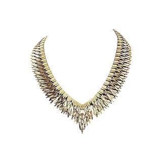 Monet Marchesa Collar Necklace, 1966 For Sale