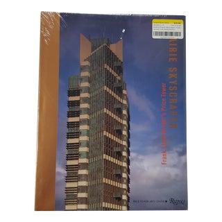 Prairie Skyscraper Architecture Book For Sale