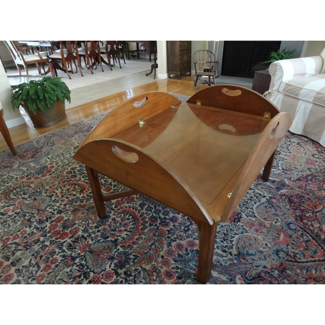 Butler's Coffee Table - Image 7 of 7