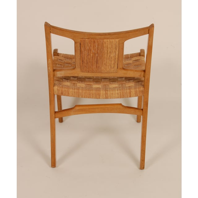 Edmond Spence Side Chair for Industria Mueblera For Sale - Image 5 of 8