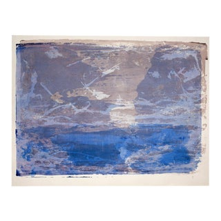 1960s Paul Chidlaw, Large Abstract Serigraph 3 For Sale