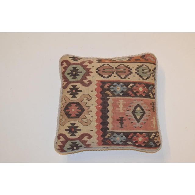 "Turkey ""Kilim"" Pillow - Image 5 of 5"