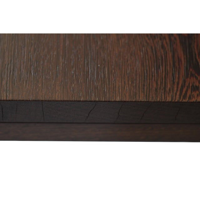 Spencer Fung Wenge Wood Coffee Table - Image 3 of 9