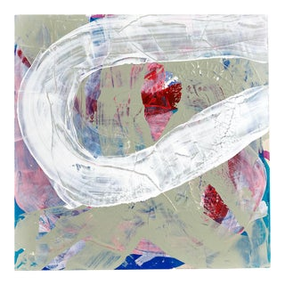 "Jessalin Beutler 2021 ""Sage Path"" Original Painting For Sale"