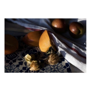 Still Life With Orange Tones Photograph