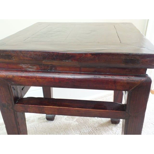 Chinese Ming Style Zitan Wood Table - Image 5 of 11