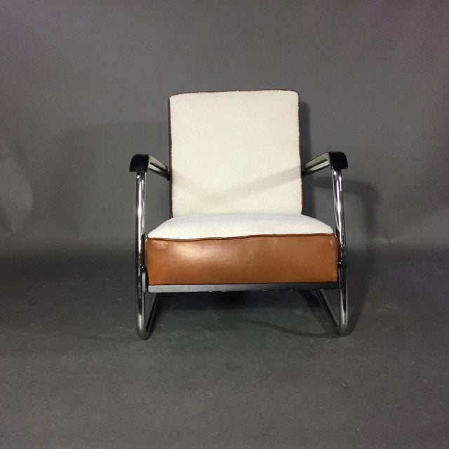 "Pauli Blomstedt ""Adelta"" Armchair, Finland Designed 1930s For Sale - Image 4 of 11"