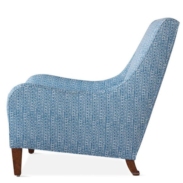 Mid-Century Modern Cole Armchair For Sale - Image 3 of 5