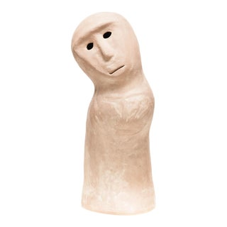 Japanese Haniwa Terracotta Ghost Figure For Sale