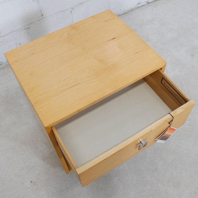 Jack Cartwright for Founders Blonde End Table For Sale In Washington DC - Image 6 of 10