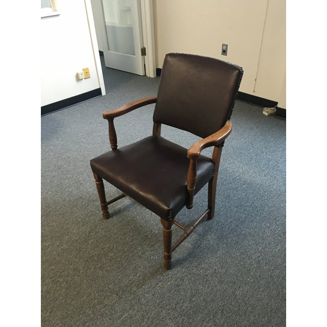 Early 20th Century Costumed Chair - Image 2 of 5
