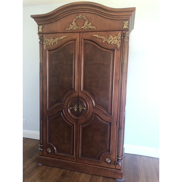 2000 - 2009 Ej Victor French Armoire For Sale - Image 5 of 5