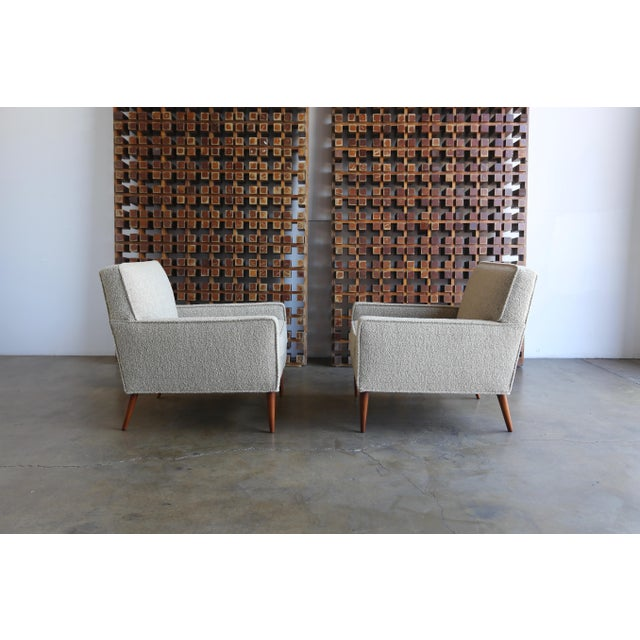 Directional Mid Century Paul McCobb Lounge Chairs - a Pair For Sale - Image 4 of 11