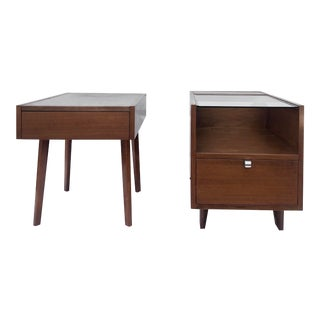 Mid-Century Side Tables by George Nelson for Herman Miller- a Pair For Sale