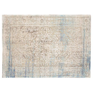 Stark Studio Rugs Traditional New Oriental Indian Wool Rug - 9′ × 12′4″ For Sale