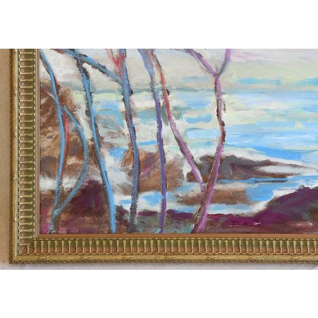 Juan Guzman, Ventura California Seascape/Landscape Painting For Sale In Los Angeles - Image 6 of 10