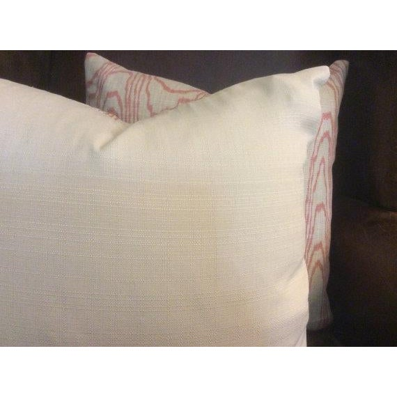 Lee Jofa Groundworks & Lee Jofa Pillows - A Pair For Sale - Image 4 of 4
