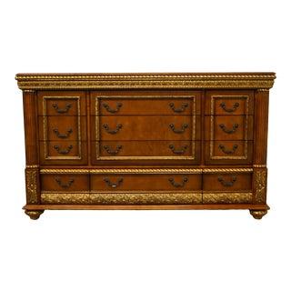 Pulaski Furniture Opulent Baroque Renaissance Charade Bellissimo Dresser For Sale
