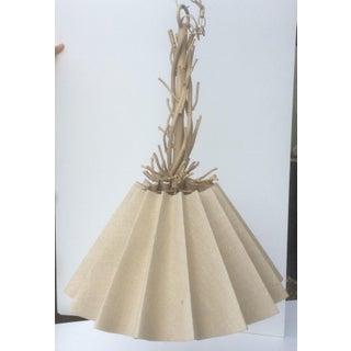 Faux Coral Metal Sculptural Hanging Light Chandelier Preview