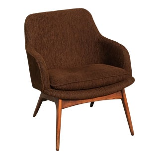 Adrian Pearsall Mid Century Lounge Chair For Sale