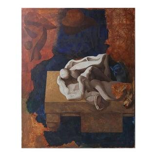 Jorge Castillo, Oil on Canvas For Sale