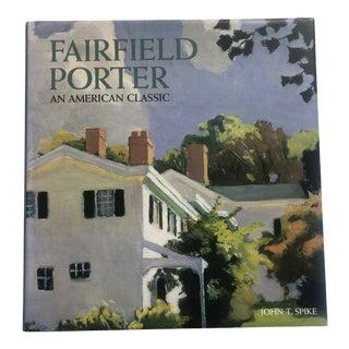 Fairfield Porter: An American Classic 1992 For Sale